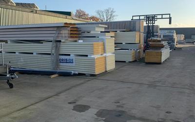 G-Eco - Geïsoleerde dak-& wandpanelen